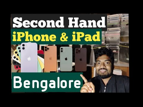 Second Hand iPhone in Bangalore   i Cluster technologies Koramangala   cheap and best Apple phone