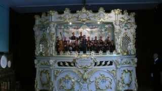 Eins der weltgrössten Musikautomaten Museen im Barockschloss Bruchsal