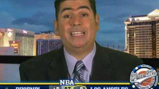 Phoenix Suns At La Lakers Nba Best Bet Odds And Pick Gamblers Television