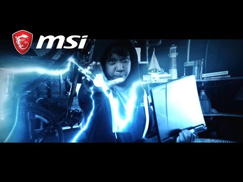 LIGHT'EM UP! What could GE Raider RGB do? | MSI