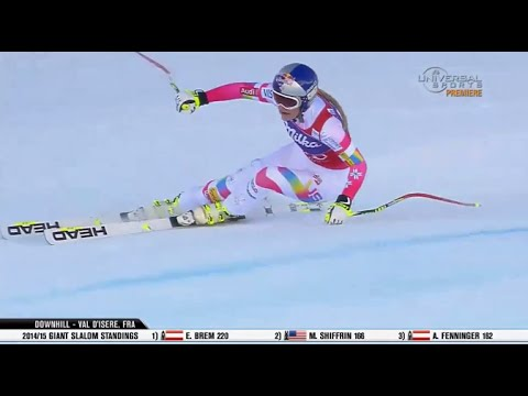 Lindsey Vonn has one more race but nothing left to prove