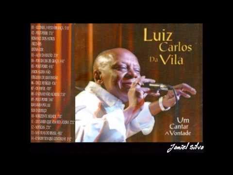 Luiz Carlos da Vila Completo ao vivo  - um cantar a vontade -  Jamiel Silva