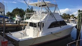 Used 1990 Ocean Yachts 48 SS for sale in Tavernier, Florida