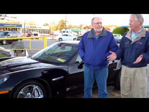 Tony's Grand Sport Corvette Delivery and Testimonial Bill Stasek Chevrolet