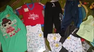 Обзор детской одежды для мальчика / Детский трикотаж ТМ