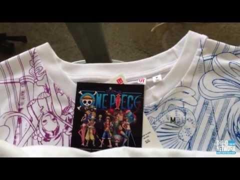 Uniqlo T-Shirt Size Medium Comparison (USA Vs Japan)