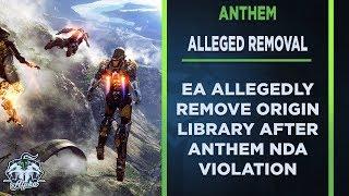 EA Allegedly Remove Streamer