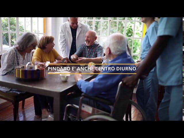 RSA Pindaro. Residenza per Anziani.