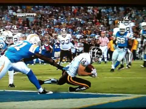 brandon stokley td againts chargers