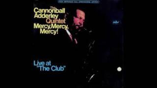 "Cannonball Adderley Quintet ""introduction FUN"" (1966)"