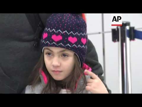 Iraqi Interpreter Arrives in US After Travel Ban