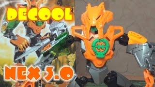 Конструктор Decool Hero 3 Nex Star Soldier (Китайская копия Фабрики Героев)