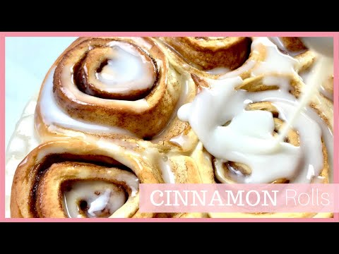 THE ONLY VEGAN CINNAMON ROLLS RECIPE YOU'LL EVER NEED | FLUFFY EASY & DELICIOUS