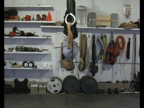 Gymnastic Rings (Homemade)
