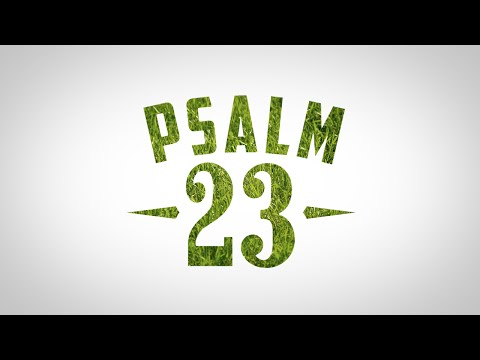 Psalm 23: For abundance, good luck, and success  - YouTube