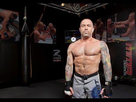 Joe Rogan workout 2016