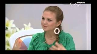 Марина Девятова в программе «Мир Путешествий»