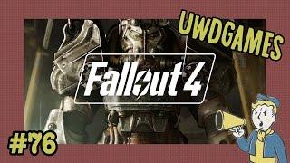 Прохождение Fallout 4, Часть 76 Хэнкок