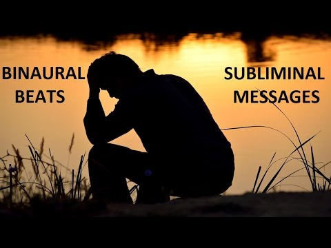 Reduce Depression – Feel Awesome Naturally | Binaural Beats & Subliminal Messages