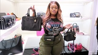 VLOG | Bicester Village Haul, Notting Hill Carnival 2018 MADNESS! | Edee Beau