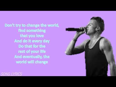 Growing Up Lyrics Macklemore & Ryan Lewis +  Ed Sheeran