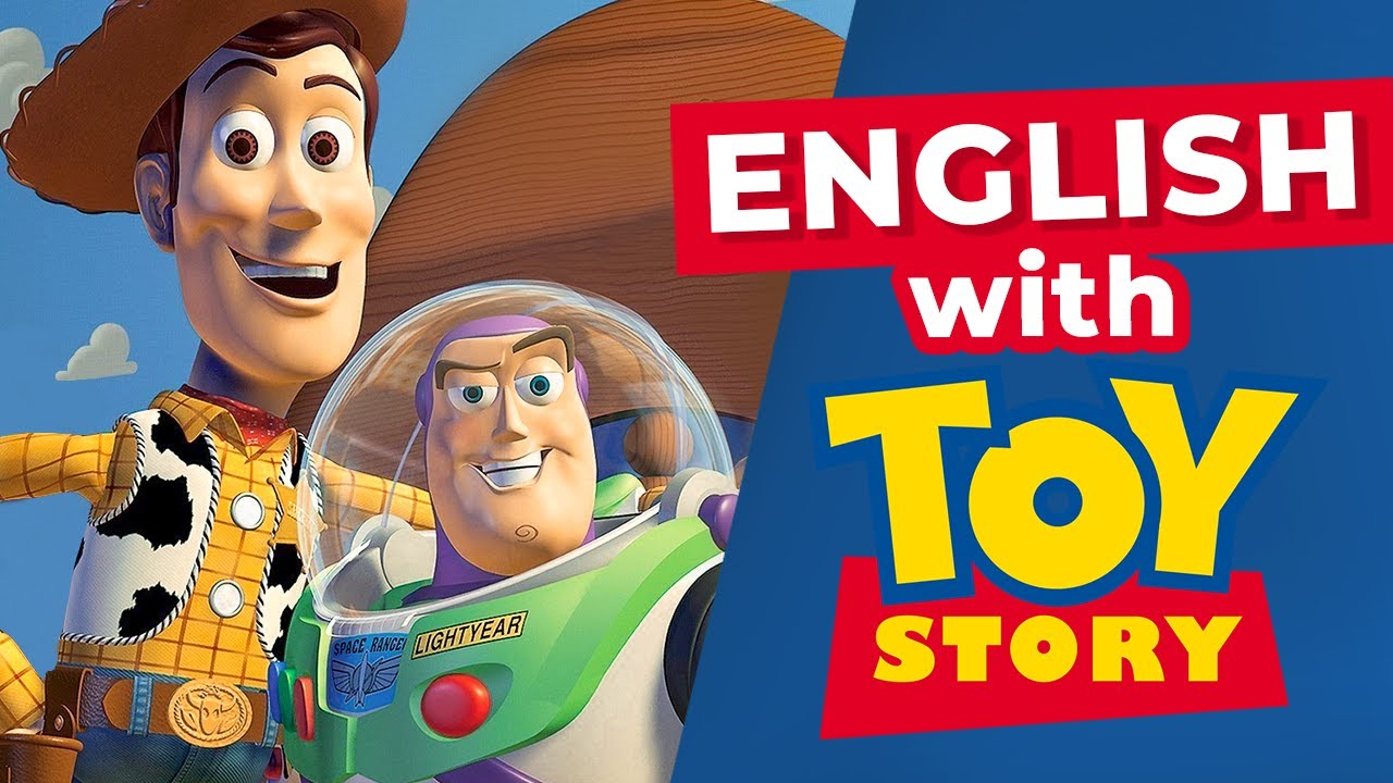 Download Learn English With Toy Story