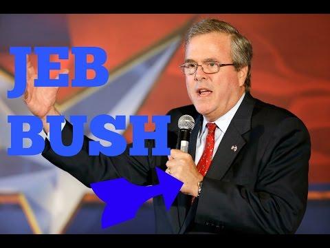 Jeb Bush - A Republican - Former Governor of Florida
