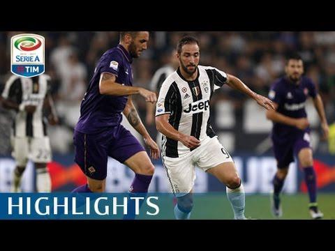 Juventus - Fiorentina - 2-1 - Giornata 1 - Serie A TIM 2016/17