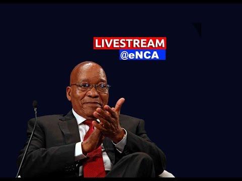 LIVE   Churches host President Jacob Zuma at a prayer service