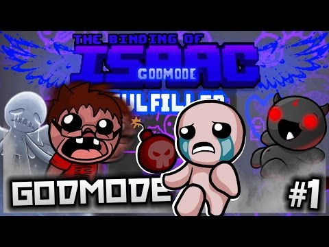 The Binding of Isaac: Afterbirth - DICING WITH DEATH! (Godmode - Episode 1)