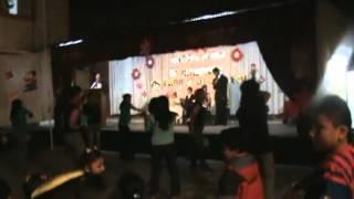Baile del día de la juventud Colegio Virgen Morena de Jasna Gora