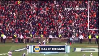 2013 Iron Bowl Final Radio Call You Probably Haven