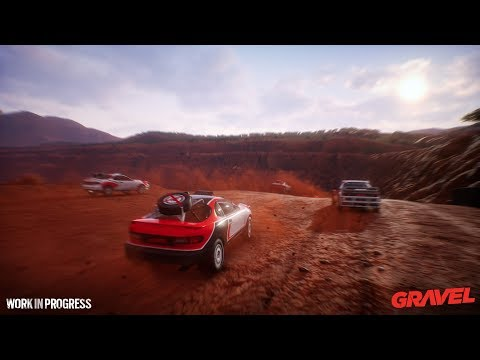 Gravel Gameplay - Australia Dusk