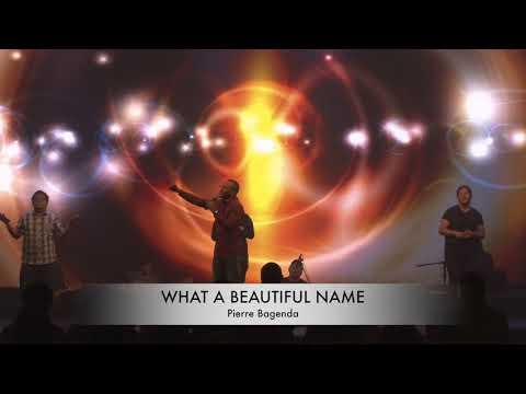 What A Beautiful Name medley Tuhan Yang Bersama Kami - Pierre Bagenda