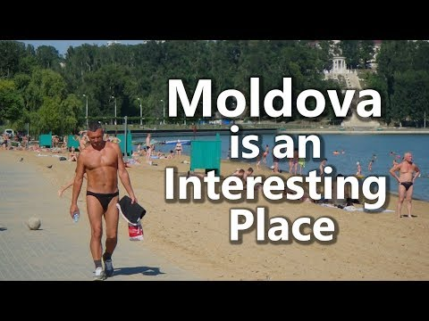 Moldova is an Interesting Place