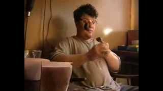 Михаил Ревягин - изготовление курительной трубки