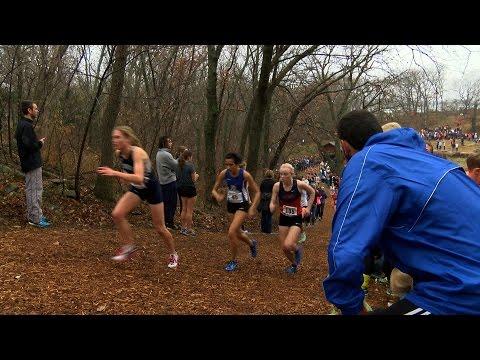 NAIA Cross Country National Championships 2014 5000M Women's Race
