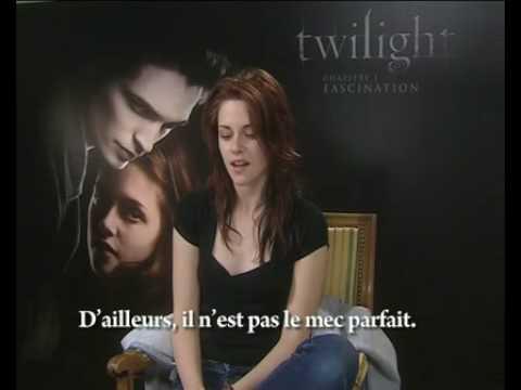 Teemix, Kristen Stewart Interview (3/4):