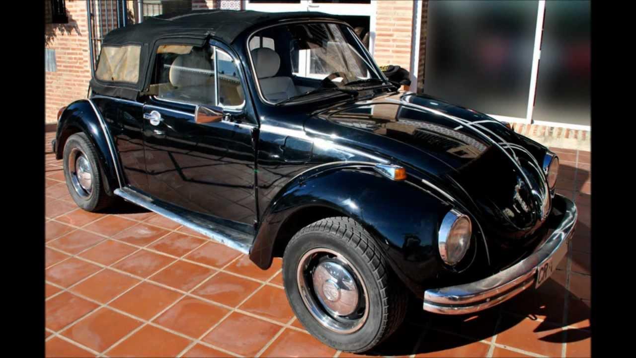 145.1 Volkswagen Escarabajo BEETLE CABRIO vw1303 1300cc. Año: 1976. - YouTube