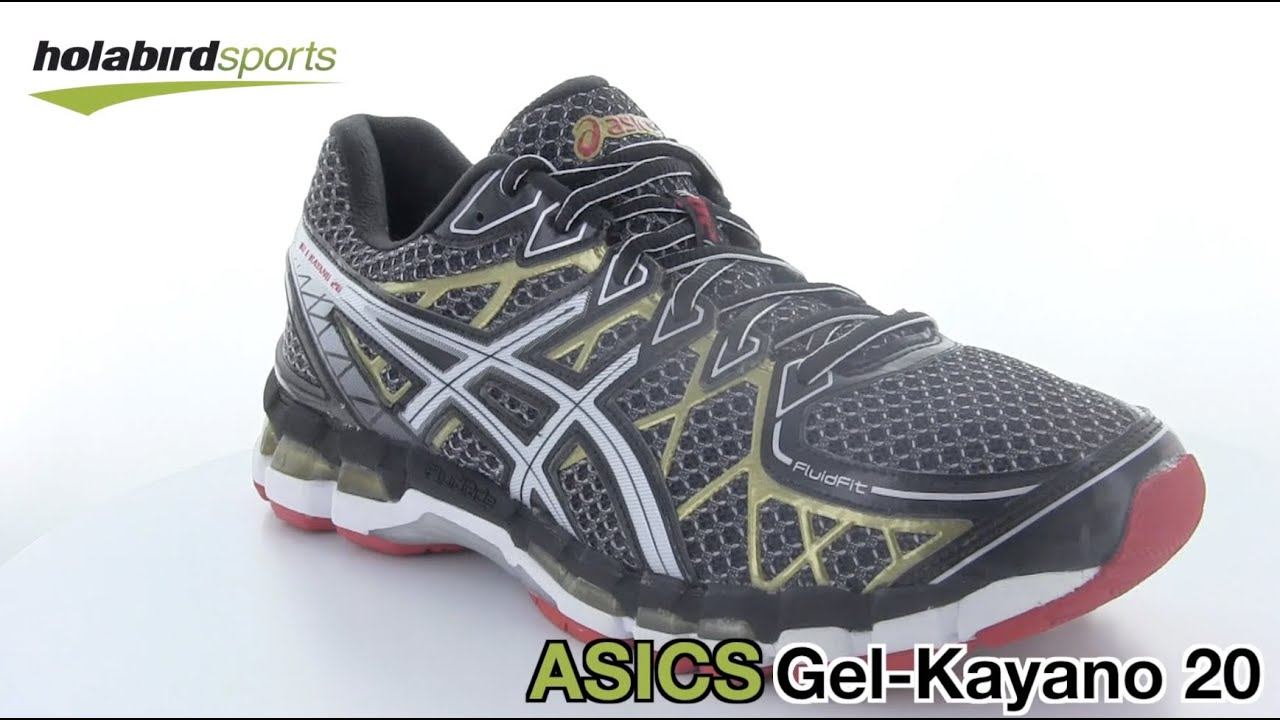 a1b03daaf74 Running Shoe Preview  Asics GEL-Kayano 20 - YouTube