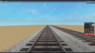Roblox - Train Driving (Part 2) End of the Line (7)