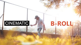 A CINEMATIC B ROLL for GoPro Hero 8 | Behind the Scenes | Sony a7iii