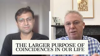 #11 Synchronicity: Finding larger purpose in life by analyzing coincidences