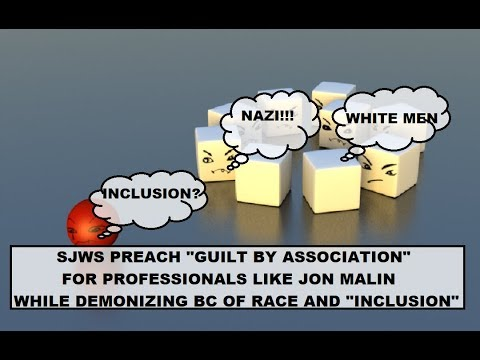 Jon Malin Of Jawbreakers Plots His Own Course - So Of Course SJW Pros Are His BIGGEST FANS!