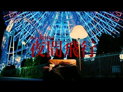 夜間飛行 / にしな【Music Video】