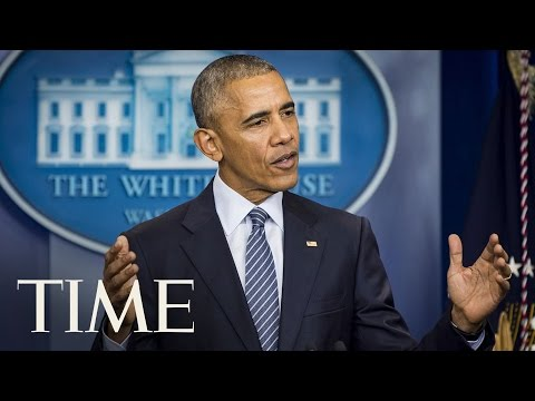 President Obama On Donald Trump: 'This Office Has A Way Of Waking You Up' | TIME