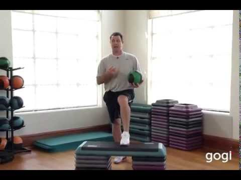 Golf Workout for the Lower Body