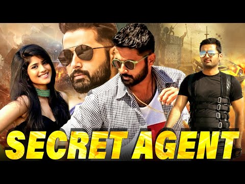 Secret Agent Full South Indian Movie Hindi Dubbed | Nithin Telugu Full Movie Hindi Dub | Arjun Sarja