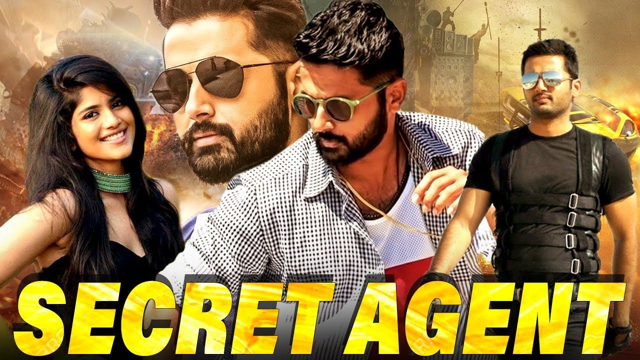 Download Secret Agent Full South Indian Movie Hindi Dubbed | Nithin Telugu Full Movie Hindi Dub | Arjun Sarja