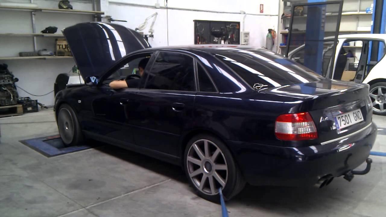 Banco De Potencia Audi A4 B5 1 8t Aeb 212 Cv Repro
